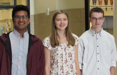 3 SV Seniors are Semifinalists for 2020 NMS Program