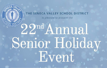 SV to host 22nd Annual Senior Holiday Event