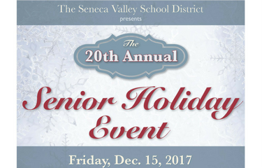 SV to host 20th Annual Senior Holiday Event