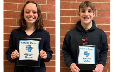 December 2019 - Athletes of the Month