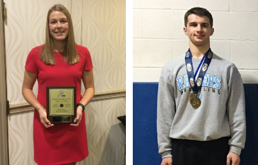 February 2020 - Athletes of the Month