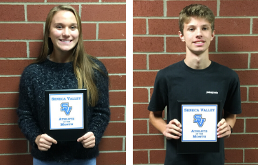 October 2019 - Athletes of the Month