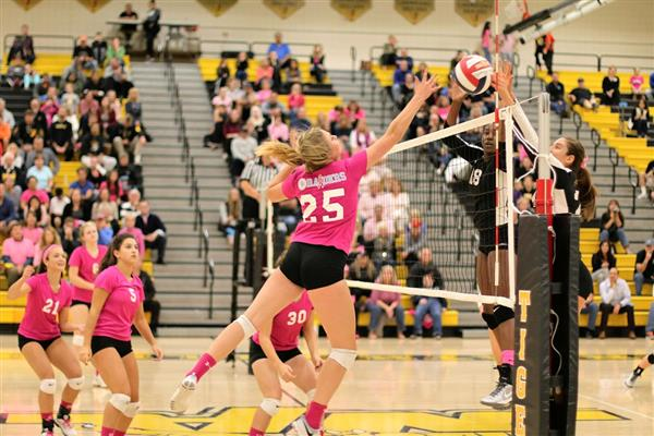 Girls Volleyball Falls to NA in PIAA Quarterfinals