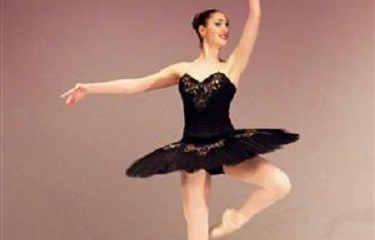 SV junior to dance with professional ballet theater