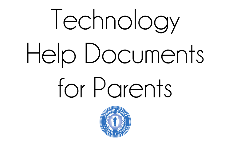 Technology Help for Parents