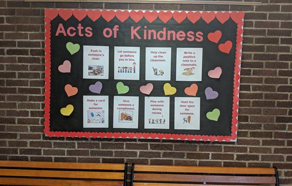 Act of Kindness Challenge