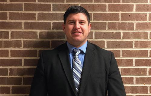 Meet Mr. Womer: Our Newly Approved Assistant Principal