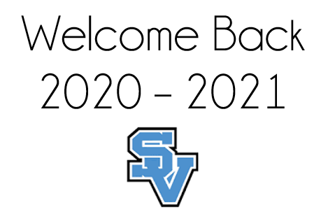 Welcome Back 2020-21
