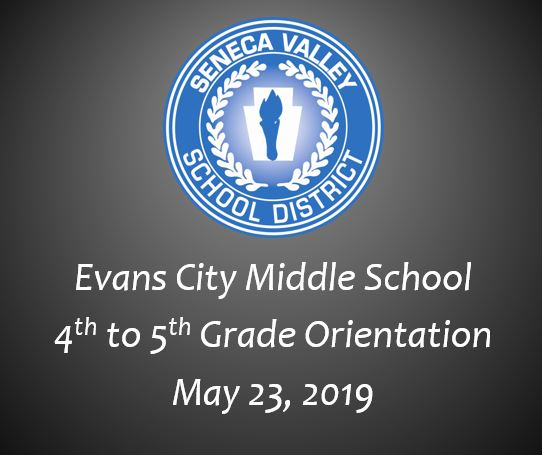 Orientation Information for Parents/Guardians of 2019-2020 Fifth Grade Students