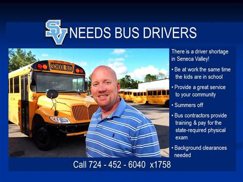 Bus Driver Info