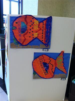 Spotlight On Students Student Artwork Displayed At