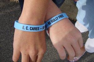 EC Cares bracelets