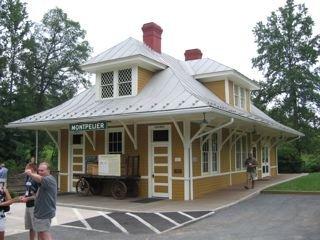 Montpelier Station