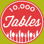 10,000 Tables Pledge