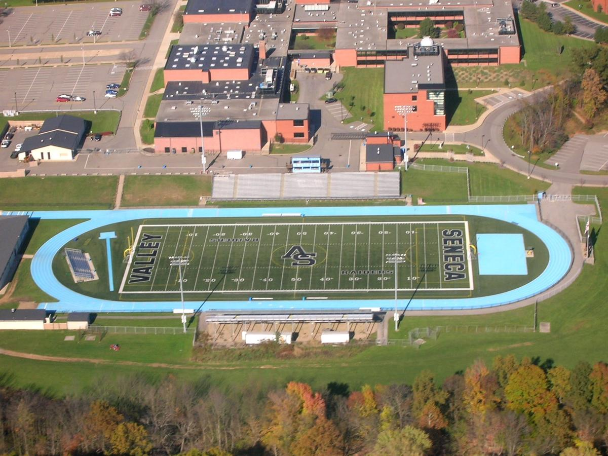 Home of the SV Raider Track and Field Team
