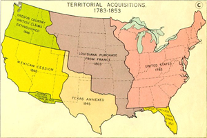 Interactives: United States History Map